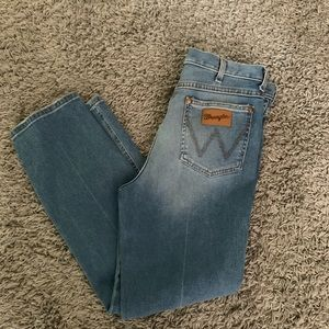 Wrangler Heritage Fit High rise NWT